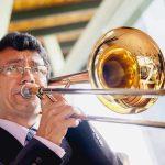 Brixon Ramirez Barista y Trombonista