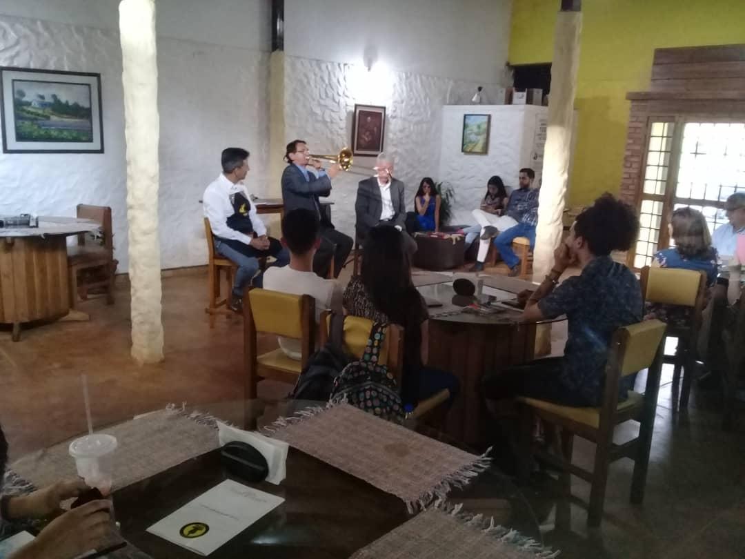 Realice eventos en Caroai Café un lugar espectacular